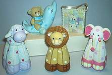 5 in BABY GIFTS ~ Assorted