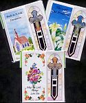 BOOKMARK  CARDS ~  Cross Assortment
