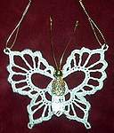 BUTTERFLY ~ Delicate CRYSTAL