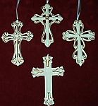 PORCELAIN CROSS ~ Assortment