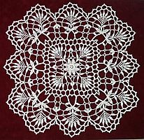 DOILY ~ Heavenly Lace