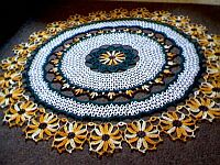DOILY ~ Sunflowers