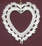SNOWFLAKE ~ Victorian Heart