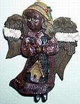 Angels of Color MAGNET ~ Birdhouse Fantasy