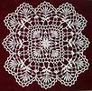 DOILY or CENTERPIECE ~ Heavenly Lace