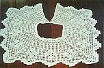 LADIES ~ Filet Crochet Collar
