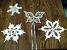 SNOWFLAKES ~ Assorted