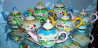 Coffee & Teapot TRINKET BOXES ~ Assorted