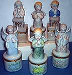 Angel & Children ~ TRINKET BOXES ~ Assorted
