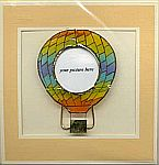 Picture Frame CARD ~ Hot Air Balloon