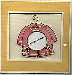 Picture Frame CARD ~ Pink Shirt