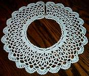 "Mesh Lace COLLAR ~ 2.5"" Wide"