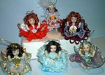 MINI ANGELS & DOLLS ~ Assorted