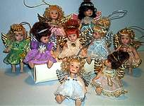 "5"" Girl Angels ~ Assorted"