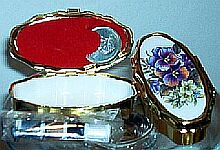VICTORIAN SEWING BOXES ~ Inside & Out