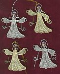 Mini Filigree ANGEL ~ Assortment
