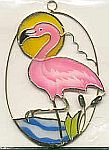SUNCATCHER ~ Flamingo